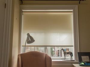 motorized-roller-blinds-brown
