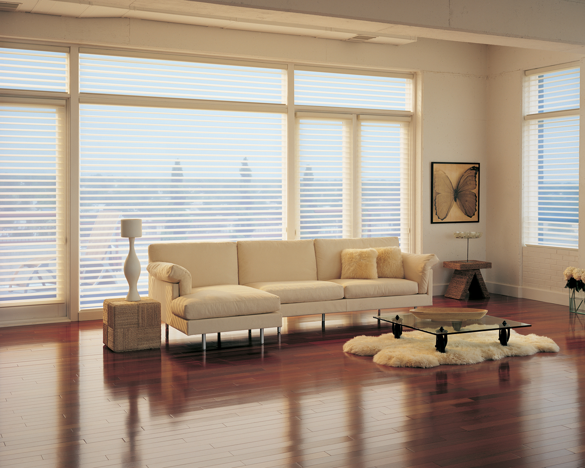Silhouette Blinds Image Gallery In Vaughan And Toronto