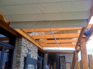 Outdoor Residential Shades