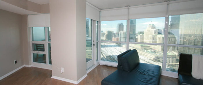 Modern Motorized Blinds And Shades For Condos Toronto