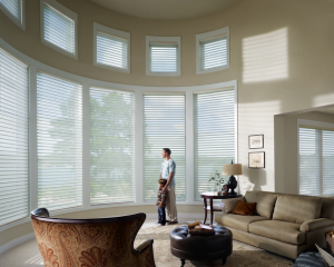 Image for cellular shades and automated blinds in toronto and vaughan
