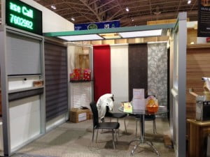 RoseSun at the 2014 National Home Show