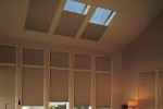 Honeycomb (Cellular) Skylight Shade