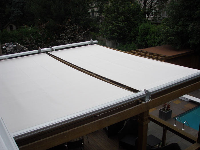 Image for Outdoor Skylight Shades in Toronto and Vaughan