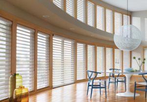 Hunter Douglas blinds image by Rose Sun Motors