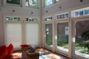 motorized blinds Image by Rosesun Window Coverings