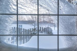 image of window treatment for winter preparation by Rosesun Motor