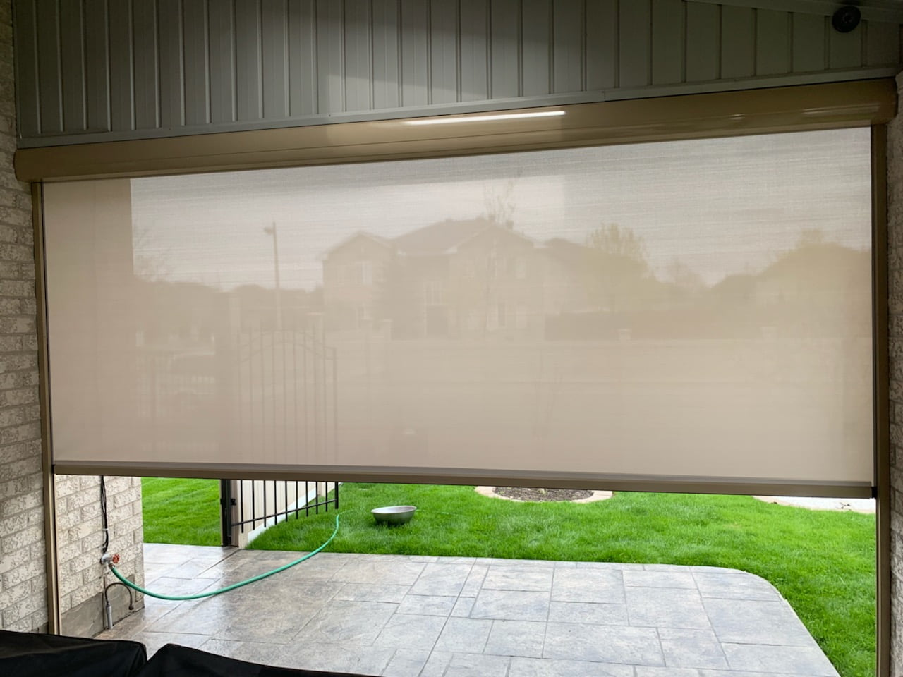 Automated Blinds installed for home convenience